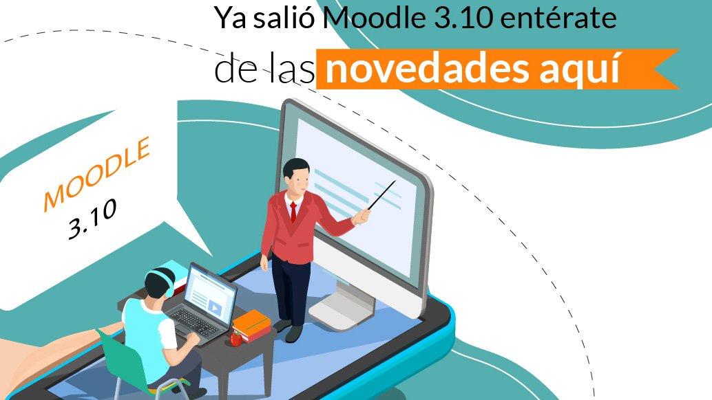 Moodle 3.10 novedades